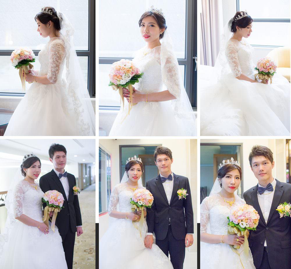 婚宴新娘造型