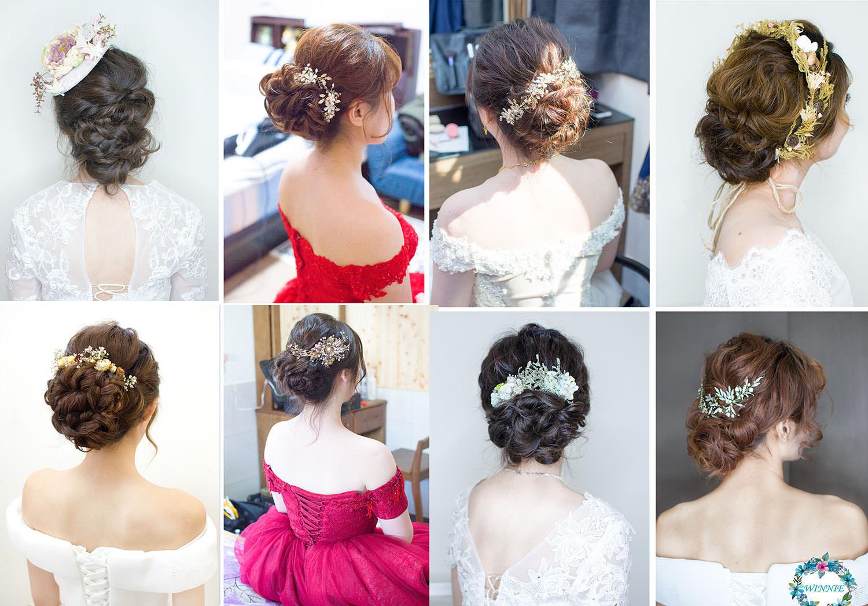 韓系浪漫婚紗