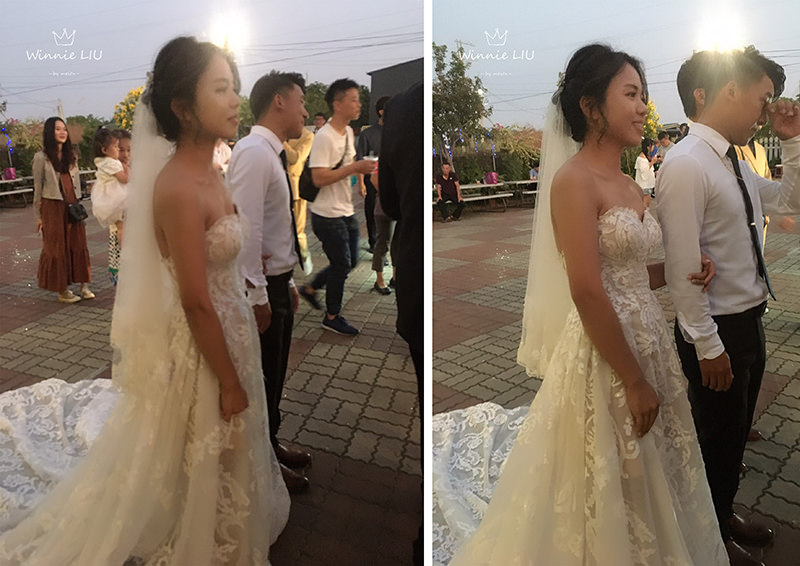 雲林新娘戶外婚宴│歐式浪漫招牌造型風格